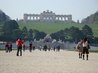 シェーンブルグ宮殿3.JPG