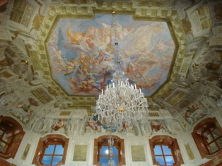 ヴェルベデーレ宮殿10.JPG