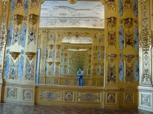 ヴェルベデーレ宮殿14.JPG