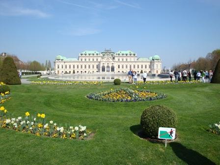ヴェルベデーレ宮殿16.JPG