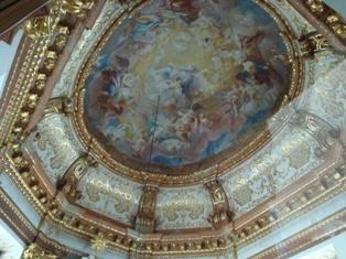 ヴェルベデーレ宮殿8.JPG