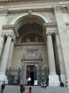聖イシュトヴァーン大聖堂3.JPG