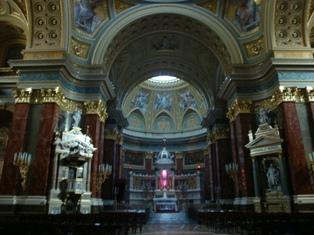 聖イシュトヴァーン大聖堂6.JPG